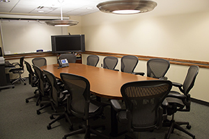 Larry Williams Seminar and Conference Room